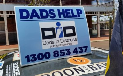 Dads in Distress – New link for BMRC